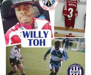 [Ancien joueur] - Willy Toh signe un contrat de Semi Pro au Sv Mering !